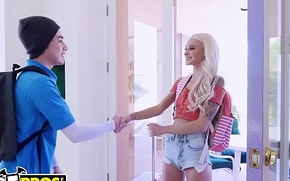 Bangbros - petite canadian babe emma hix receives fucked by juan el caballo not have all one's marbles