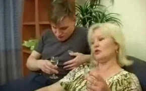 Mature Materfamilias and Son Sex