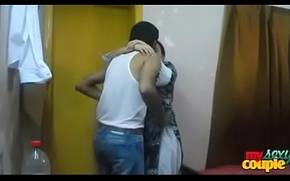 Indian youthful girl making love nigh her make obsolete