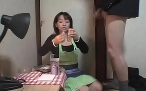 Japanese Handjob Punishment   Manabu Kubota (Midori Yokoyama) Disciplined for Shoplifting