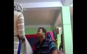 Desi spliced fianc' with neighbor lover