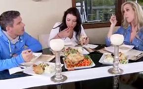 Nasty Wild Milf (brandi love) Love To Bang Big Hard Long Dick Stud movie-06