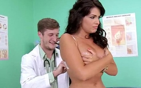 (ava dalush) Naughty Hot Patient Bang Hard With Doctor video-06