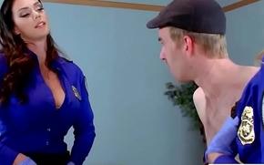 Office Sex With Sluty Big Juggs Teen Girl (Alison Tyler &amp_ Julia Ann) vid-02
