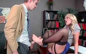 Huge Titts Hot Girl (Alexis Monroe) Like Hard Style Sex In Office mov-02